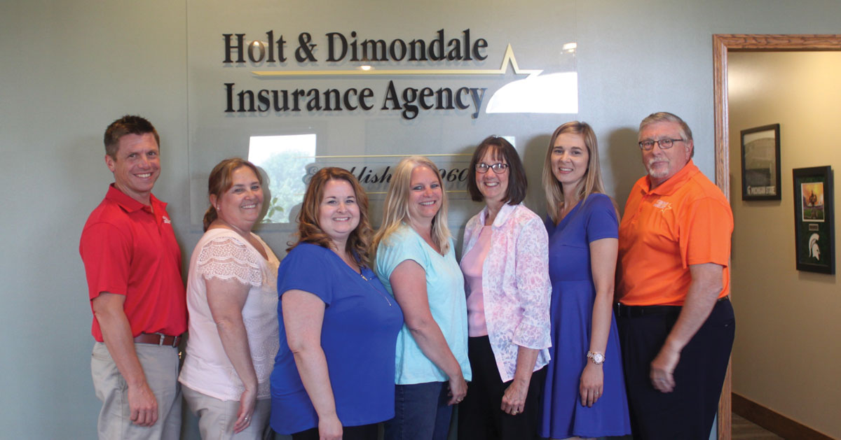 Holt & Dimondale Insurance Agency - OurTown - Delhi ...