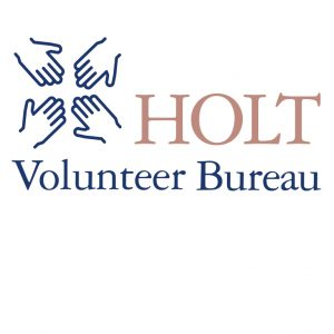 Holt Volunteer Bureau Logo