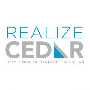 Realize Cedar Logo
