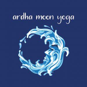 Ardha Moon Logo