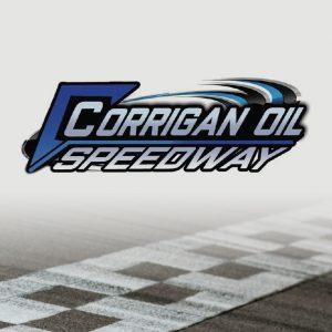Corrigan Oil Speedway Logo